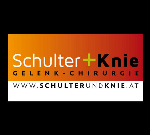 Schulter + Knie Gelenk-Chirurgie